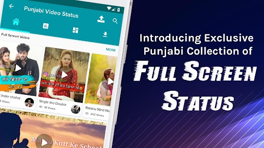 Punjabi Video Status App Download For Android and iPhone 1