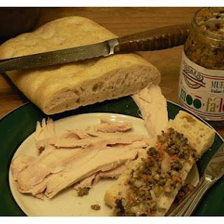 Muffaletta Bread