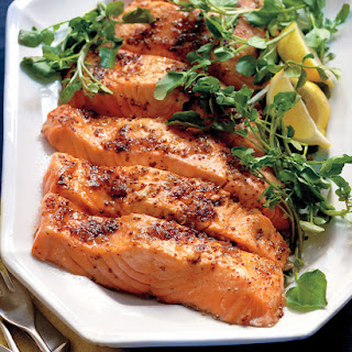 Salmon Brown Sugar Mustard Glaze Recipes
