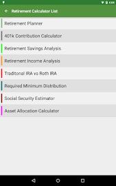 Financial Calculators Screenshot 21