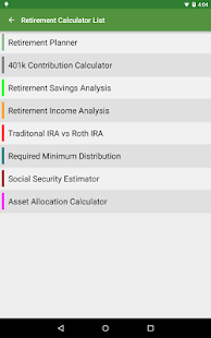 App Financial Calculators APK for Windows Phone