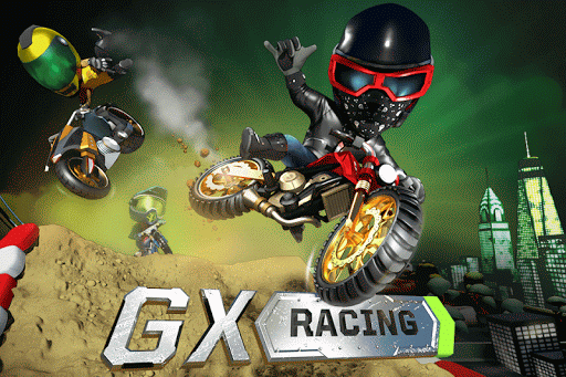 GX Racing  gameplay | by HackJr.Pw 2
