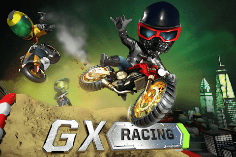 GX Racing screenshot 01