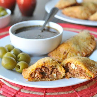 Beef and Chorizo Empanadas – Low Carb, Gluten Free.