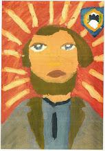 Photo: Praca konkursowa, 2001 r. Aga, lat 13.