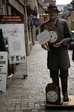 Photo: BRETANYA 2013. FOUGÈRES (FELGER en bretó ): Musée de l'horloge, a 37 rue Nationale.