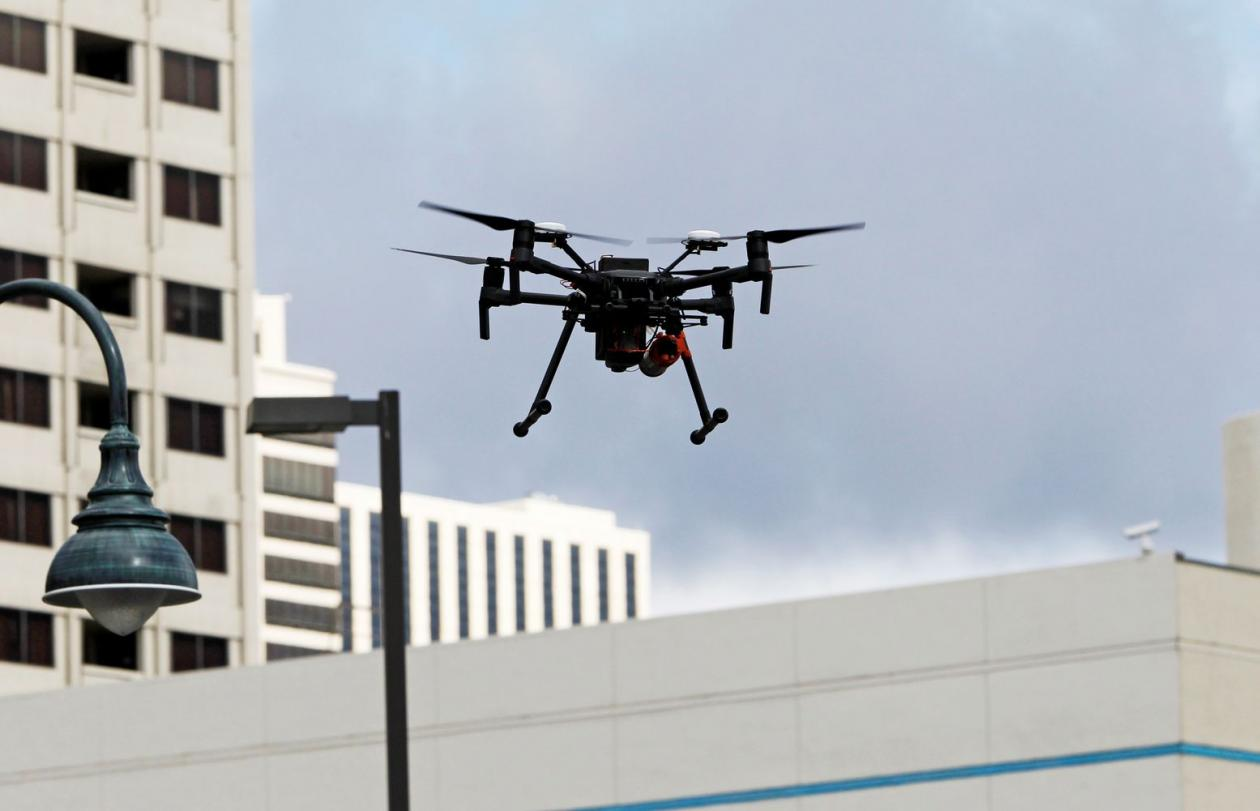 Drone killing microwave gun.