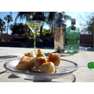 Martini Puffs Recipe