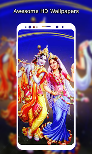 Lord Radha krishna Wallpapers HD 1.0 screenshots 1