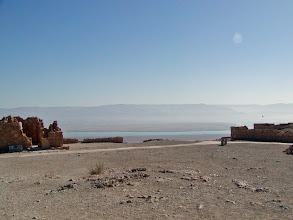 Photo: Another view of the Dead Sea
