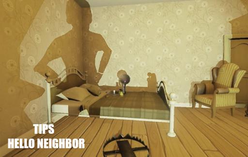 提示 你好邻居