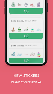 Islamic Stickers for Whatsapp: WA Sticker App Download For Android 4