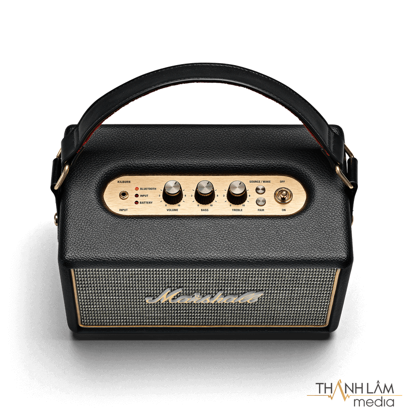 Review đánh giá loa Marshall Kilburn 2 - thiết bị âm thanh của thời đại 3
