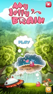 My Jelly Brain- screenshot thumbnail