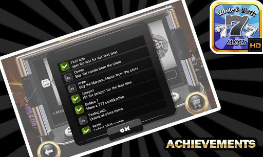 White n Black Slot Machine 1.0.7 screenshots {n} 4