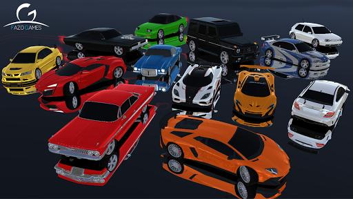 Highway Asphalt Racing : Traffic Nitro Racing 0.12 screenshots 2