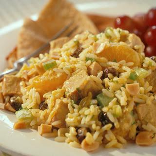 Curried Pork Salad Recipe