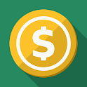 Money manager, expense tracker, budget, wallet icon