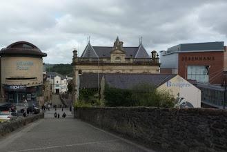 Photo: Derry tra antico e moderno (foto Andrea)