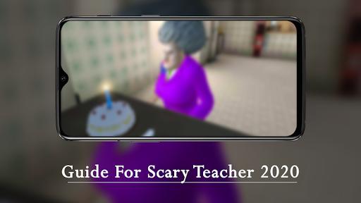Guide For Scary Teacher 2020 1.0 screenshots 1