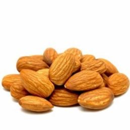 almond goos source of biotin which helps hair growth