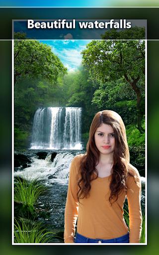 Waterfall Photo Frames 1.1 screenshots 1