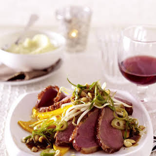 Asian Duck Breasts Recipes.