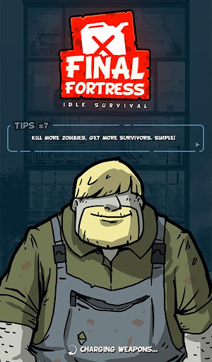 Final Fortress - Idle Survival ss1