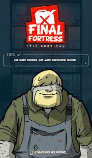 Fortaleza final – Sobrevivir Mod