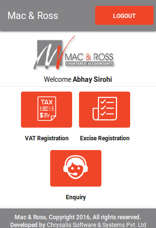 VAT and Excise in UAE - MNR- screenshot