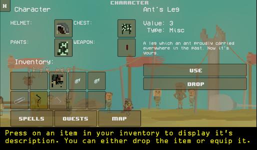 Habadus Adventure 2D screenshot 5