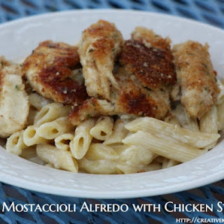 Chicken Mostaccioli Recipes