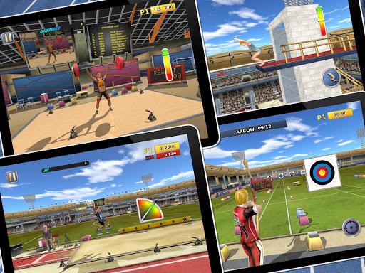Athletics2: Summer Sports Free apktram screenshots 8