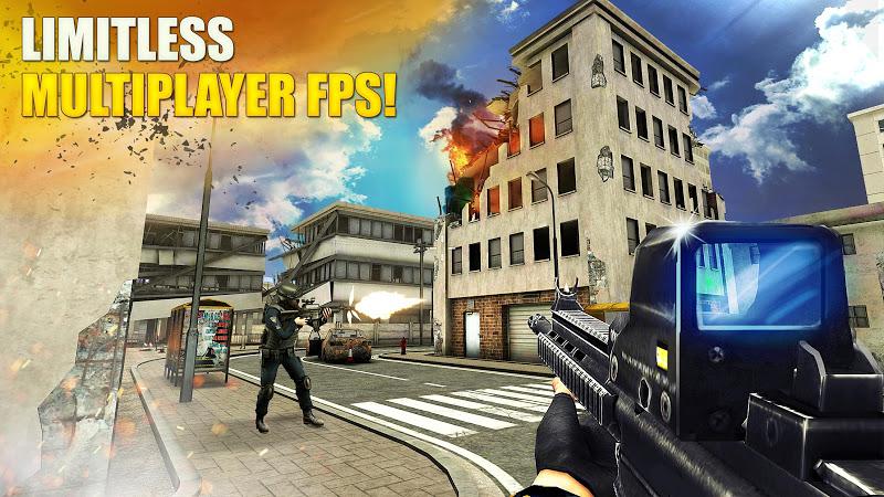 Counter Assault – Online FPS v1.0 [Mod]
