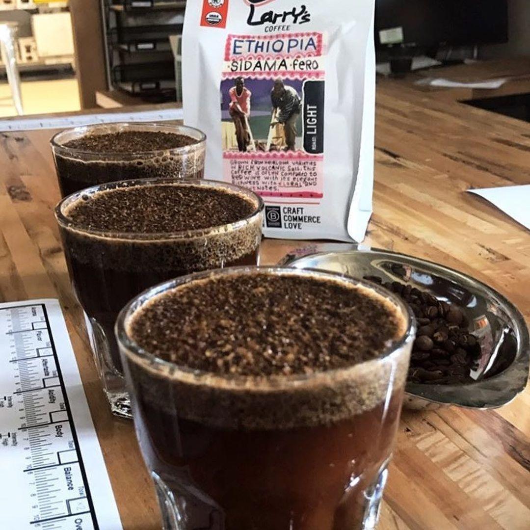 Larrys Coffee Review