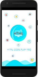 HTML Code Play Pro- screenshot thumbnail