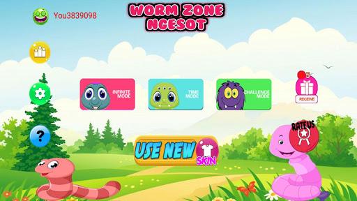 Snake Worms Pro Offline Zone apkmind screenshots 1