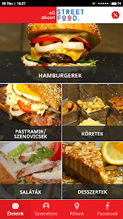 Budapest Burger- screenshot thumbnail