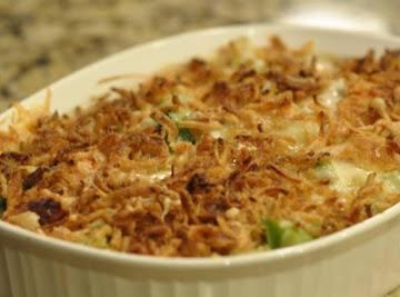 My Favorite Thanksgiving Side  Dish - Swiss Vegetable Medley Recipe