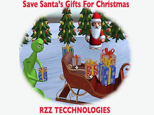Foto do Save Santa's Gifts