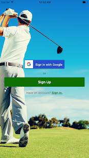 Swingbot Golf Swing Analysis- screenshot thumbnail