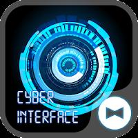 サイバー壁紙 アイコン Cyber Interface Androidアプリ Applion