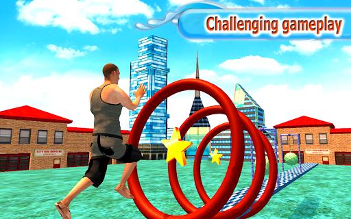 Stuntman Run Adventure Water Game
