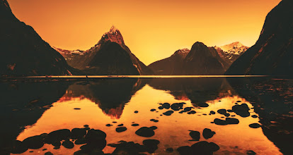 Photo: Going back to Milford Sound  I drove here three days ago and it was raining like crazy... so I'm about to head back for another go. I'll be spending the night at the Lodge down there... out late shooting on the rocks then up early for another stab at it!