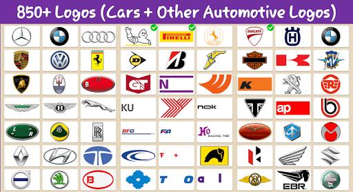 Best Car Brands Logo Quiz HD: Guess Car Symbols 0.8 screenshots 9