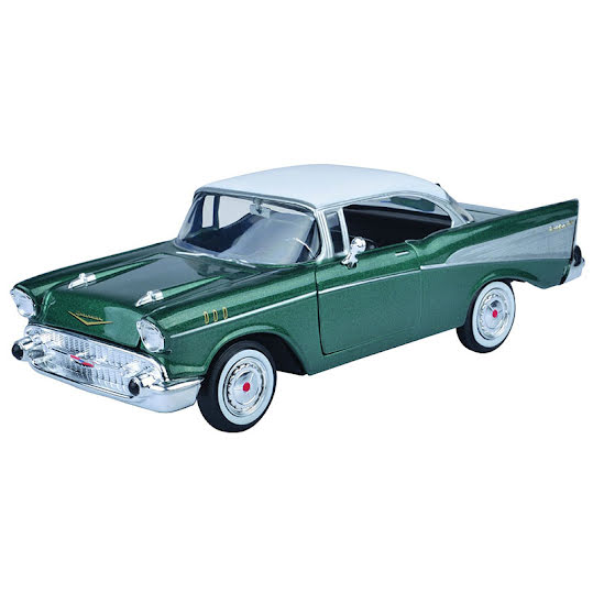 SpeedCar Old Timer 1:24 1957 Chevy Bel Air