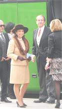 Photo: Duke Duarte and Duchess Isabel of Braganza