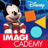 Mickey's Super Rocket Shapes