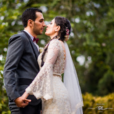 Wedding photographer Camilo Alvarez (CamiloAlvarezFot). Photo of 03.02.2018
