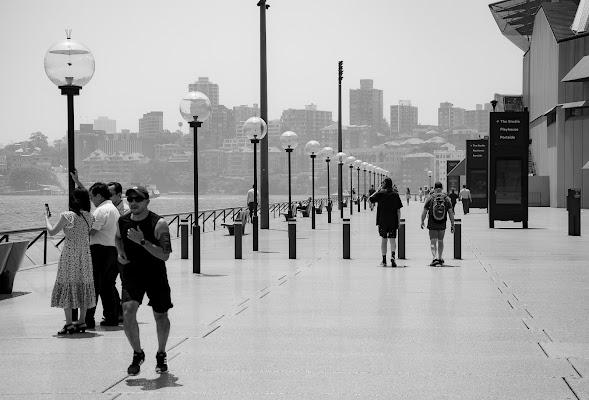 Jogging a Sydney di Morellato Marco